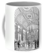 England - Royal Ball 1848 Coffee Mug