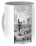 England: Beheading, 1554 Coffee Mug