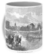 England: Boat Race, 1866 Coffee Mug