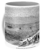 England: Brighton, 1853 Coffee Mug