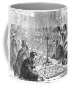 England: Chess Match Coffee Mug