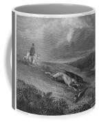 England: Coursing, 1833 Coffee Mug