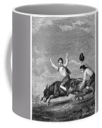 England: Donkey Race Coffee Mug