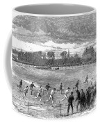 England: Foot Race, 1866 Coffee Mug