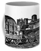 England: Locomotive, C1831 Coffee Mug