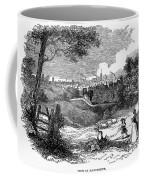 England: Manchester, 1842 Coffee Mug