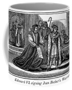 England: Martyr, 1550 Coffee Mug by Granger