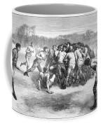 England: Rugby (1871) Coffee Mug