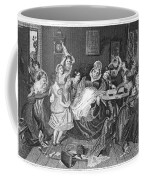 England: Village School Coffee Mug