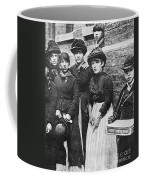 England: Women Strikers Coffee Mug