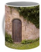 English Door And Ivy Coffee Mug