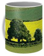 English Field Of Yellow 2 Coffee Mug