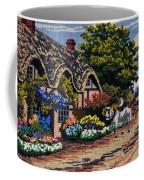 English Tapestry Coffee Mug
