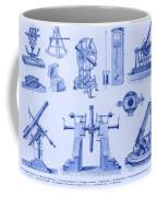 Engraving Of Historical Astronomy Coffee Mug