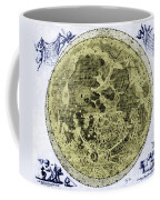 Engraving Of Moon, 1645 Coffee Mug