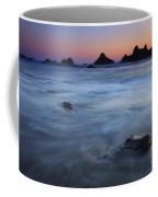 Engulfed By The Tides Coffee Mug