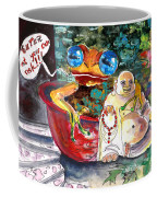 Enter At Your Own Risk Coffee Mug