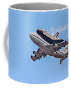 Enterprise Space Shuttle  Coffee Mug