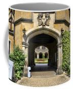 Entrance To Cecilienhof Palace Coffee Mug