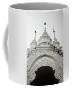 Entrance To Wat Suan Dok Coffee Mug