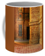 Entry To The Spanish Pavillion In Sevilla Spain Coffee Mug