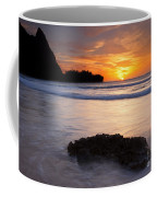 Enveloped By The Tides Coffee Mug by Mike  Dawson