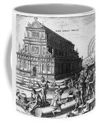Ephesus: Temple Of Diana Coffee Mug