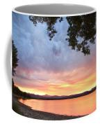Epic August Sunset Coffee Mug