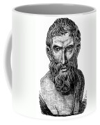Epicurus (343?-270 B.c.) Coffee Mug by Granger