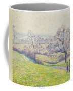 Epping Landscape Coffee Mug by Camille Pissarro