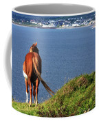 Equine View  Coffee Mug