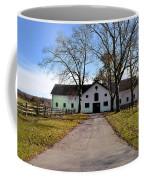 Erdenheim Farm Equestrian Stable Coffee Mug