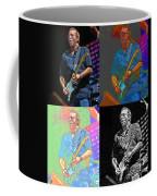 Eric Clapton Pop Coffee Mug