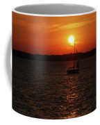 Erie Basin Sunset 3579 Coffee Mug