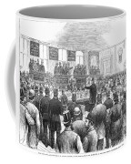 Erie Railway Auction, 1878 Coffee Mug