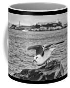 Escape From Alcatraz Coffee Mug