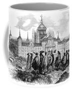 Escorial: Japanese Visitors Coffee Mug