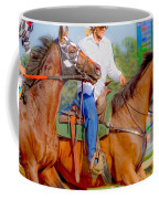 Escort Coffee Mug
