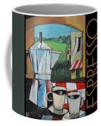 Espresso Poster Coffee Mug