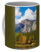 Estes Lake Autumn View  Coffee Mug