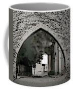 Estonia Old Town Wall Coffee Mug