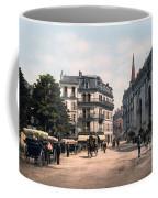 Etablissement Thermal - Aix France Coffee Mug by International  Images