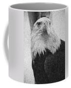 Etched Eagle Coffee Mug