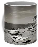 Etretat Beach Coffee Mug