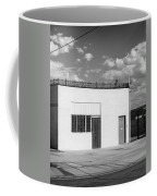 Eugene Building Bw Coffee Mug
