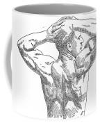Eugene Sandow (1867-1925) Coffee Mug