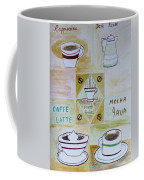 Eureka Coffee Mug