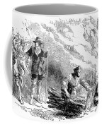 Europe: Witch Burning Coffee Mug by Granger