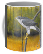 European Goshawk Coffee Mug