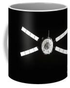 European Space Agencys Jules Verne Coffee Mug by Stocktrek Images
